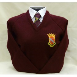 St Philip Howard v neck jumper