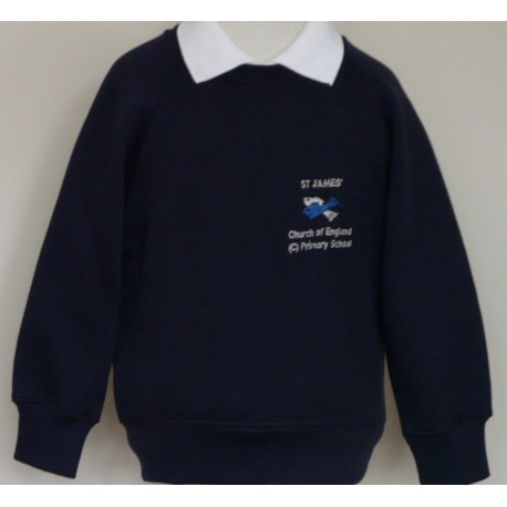 St. James Sweatshirt