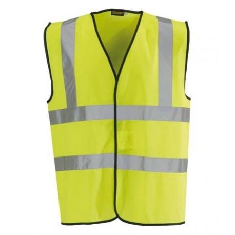 Hi-vis waistcoat