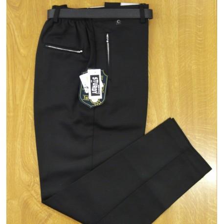 Boys School Sturdy Fit ZipTrouser