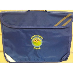 Hadfield Infants book bag