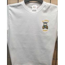 St Lukes t shirt